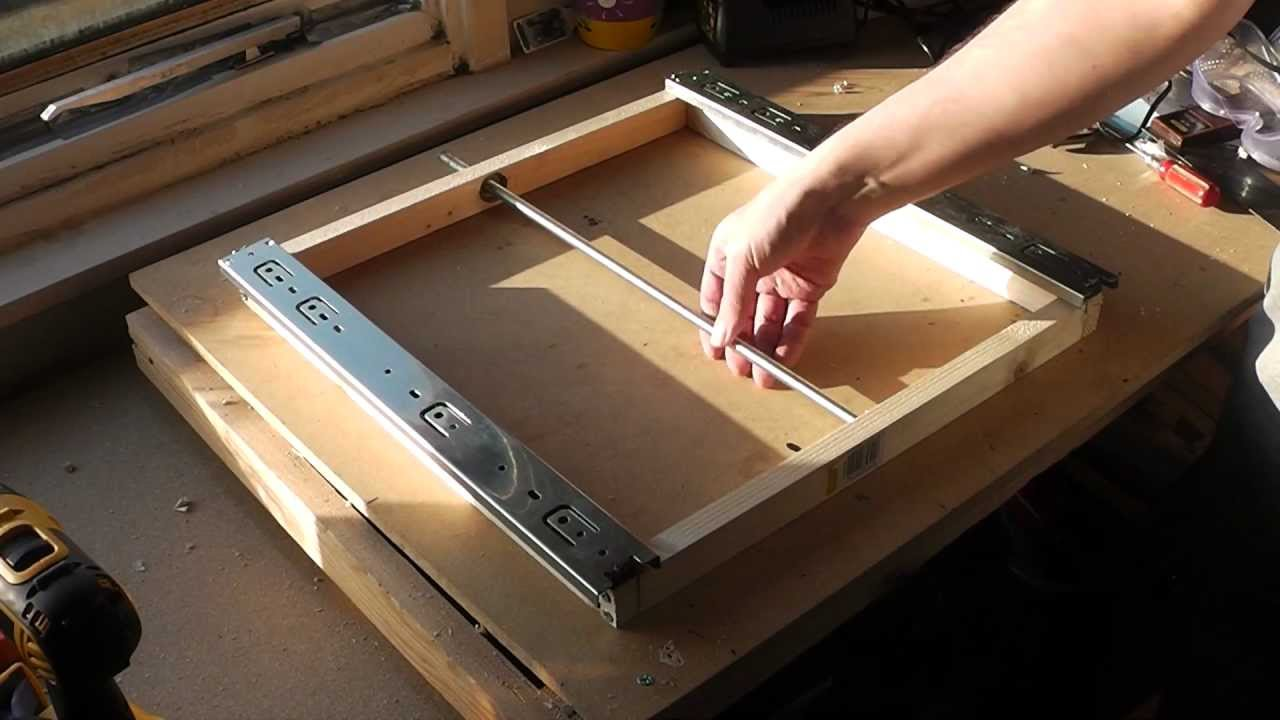 Build Your Own Cnc - The X-axis