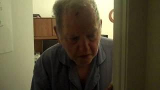Alzheimer's Sundown Syndrome - awake all night