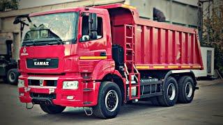 КАМАЗ 6520 люкс (6580) постоянник заказал заранее