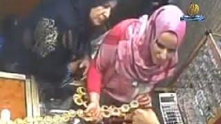 شاهد بالفيديو سرقة مجوهرات بقيمة 127 مليون مدينة