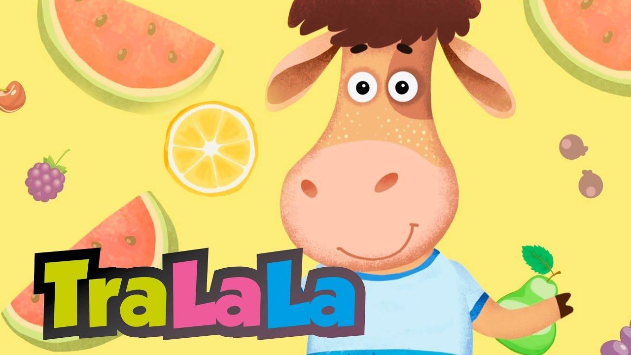 Yummy-Yummy - Cântece pentru copii - Văcuța Dașa - TraLaLa