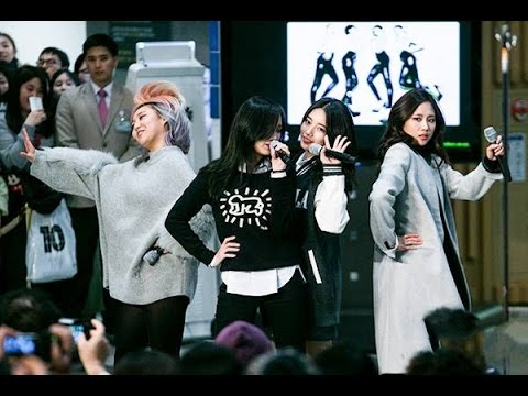 [141229] Miss A @ Samsung Medical Center performance