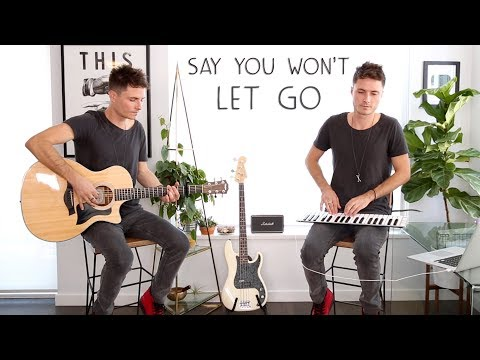 Say You Won't Let Go - James Arthur (Cover) Glen Gustard