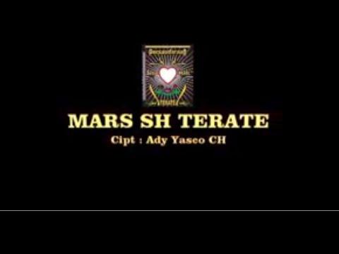 MARS Setia Hati Terate Lirik Dan Instrumental, TERBARU