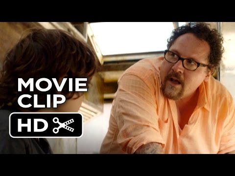 Chef Movie CLIP - Cleaning The Truck (2014) - Jon Favreau, Robert Downey Jr. Blu-Ray Movie HD