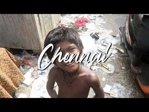 CHENNAI (MADRAS) PART 3 - INDIA TRAVEL VLOG #65