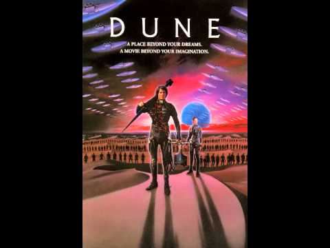 Dune soundtrack   Riding the sandworm