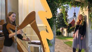 Kasia Waberska zaśpiewała Miłość cierpliwa jest w Lasku Bielańskim