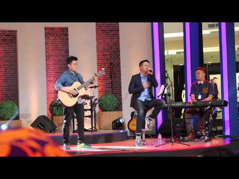 Barsena - Risalah Hati, Dove Event at Senayan City