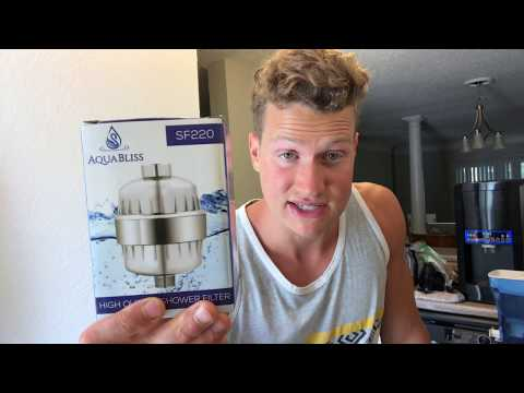 best-shower-filter?-aquabliss-review-/-benefits-for-skin-/-hair-/-(removes-chlorine!!)