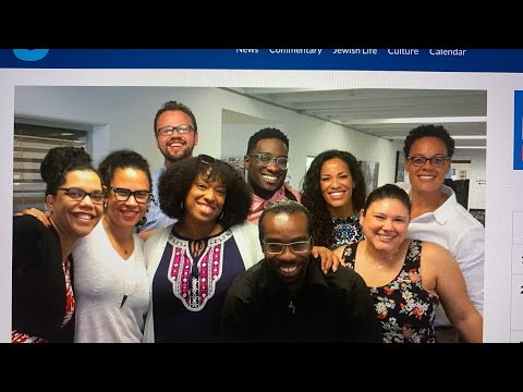 Black Jews In Oakland, Jewish News Of Northern California Calls For Leaders Of Color