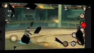 Game Naruto Terbaik Di Android Naruto Mobile Fighter Part 1