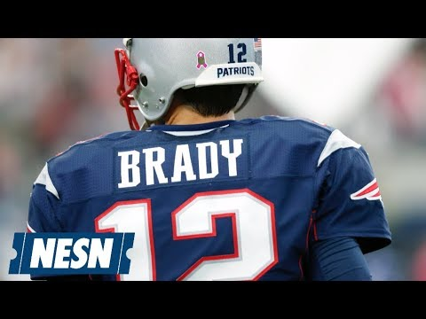 NFL Has A Plan In Place To Protect Tom Brady's Jersey