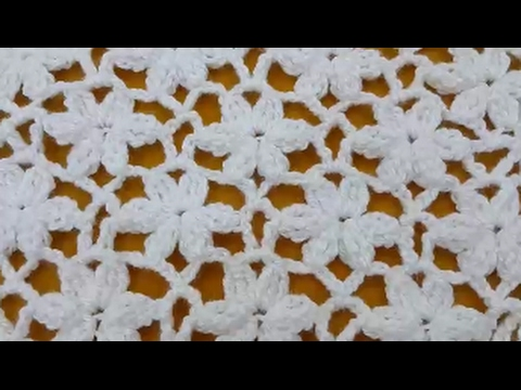 How To Crochet Flowers Stitch Crochet Patterns 3 Youtube