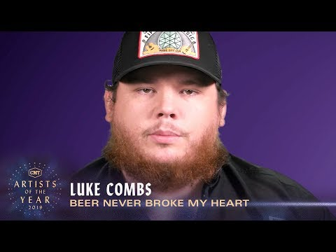 Luke Combs 'Beer Never Broke My Heart' | Hit Story