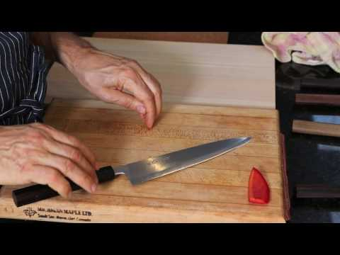 5 tips for taking care of your Japanese knives
