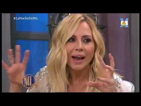 Marta Sanchez   La noche de Mirtha  canal 13 Argentina