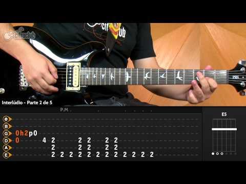 Nemo - Nightwish (aula de guitarra)