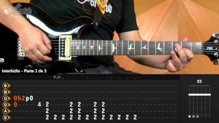 Nemo - Nightwish (aula de guitarra)