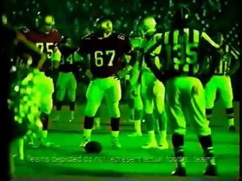 1997 wild card playoffs Minnesota Vikings 9-7 at New York Giants 10-6 2nd half only.