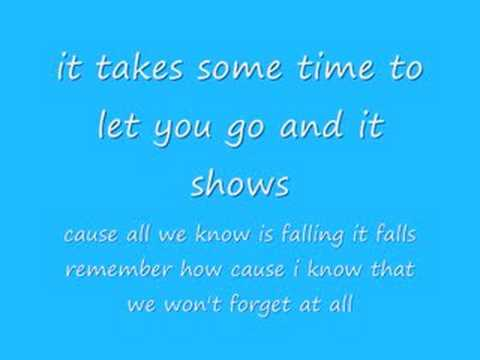 paramoreall we knowwith lyrics