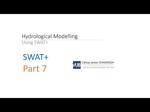 Introduction to SWAT+