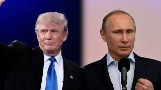Trump says he may end sanctions against Russia