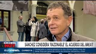 Euronews Hoy: la actualidad del 16/11