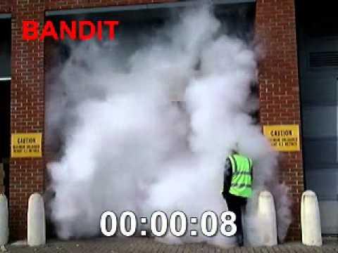 Fog Bandit Security Fog Not Security Smoke Compilation Video