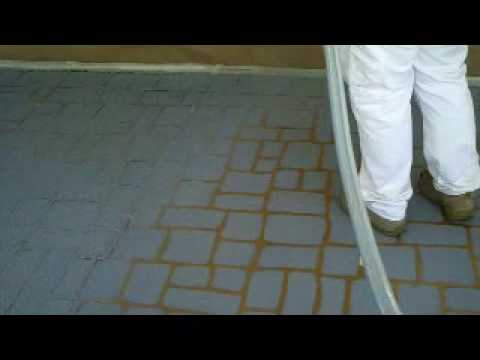 Decorative Concrete Seal Krete Granitex