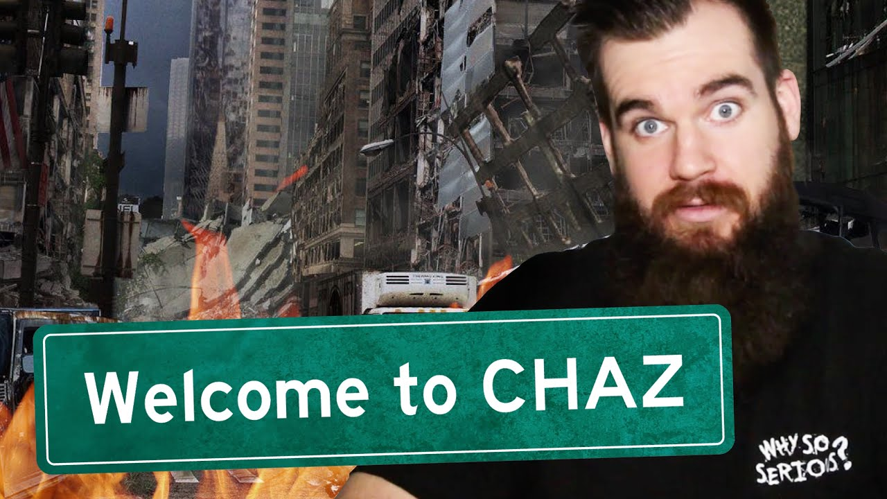 The Woke City Of CHAZ (The Worst Place On Earth)