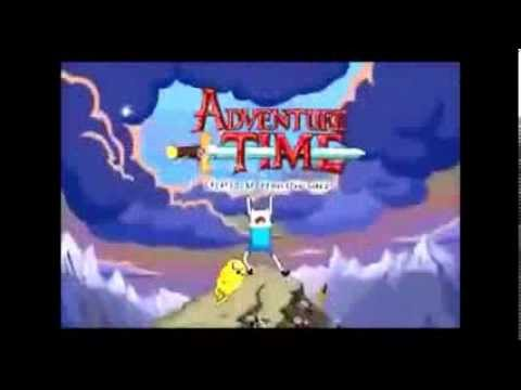 Adventure Time Theme Song Tagalog Version