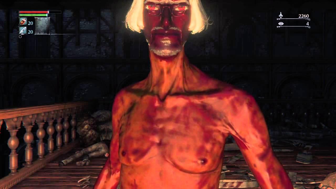 Bloodbath to get your D - AKA Bloodborne Sex Scene [HOT SEX] Actress Trend