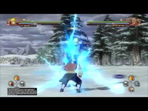 naruto ultimate ninja storm generation trailer