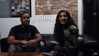ABIR Talks Tour Life, Signing To Atlantic, Moroccan Roots + More In Our Exclusive Interview