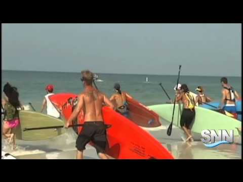 SNN: Paddleboard Proposal at Siesta Key Public beach