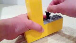 How to make a Brick Lego C-10 Gun