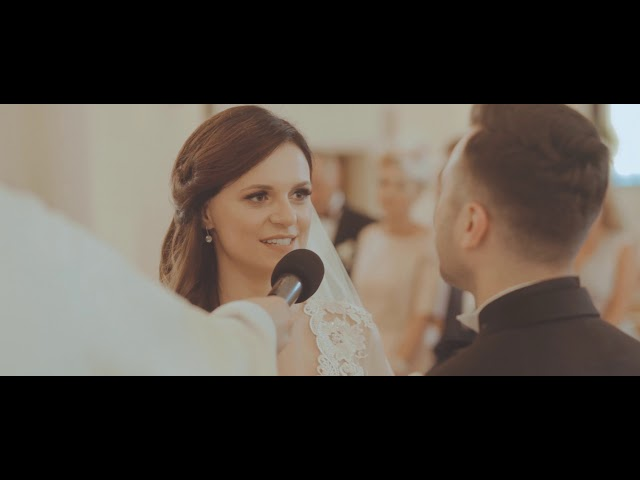 Gosia & Kamil | nowoczesny teledysk ślubny