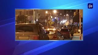 انتحار موقوف في كفرنجة يفجر احتجاجات والأمن يسيطر على الوضع - (7-1-2018)