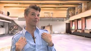 J. Statkevičius: stilius atsiranda sulaukus 40-ies (vaizdo reportažas) HD