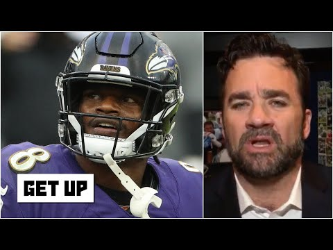 Jeff Saturday questions the Ravens' grit: 'Where is the nastiness?' | Get Up