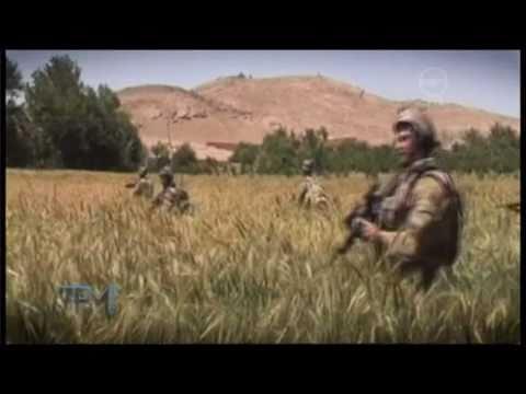 Australian troops in Afghanistan - The 7pm Project (Australia)