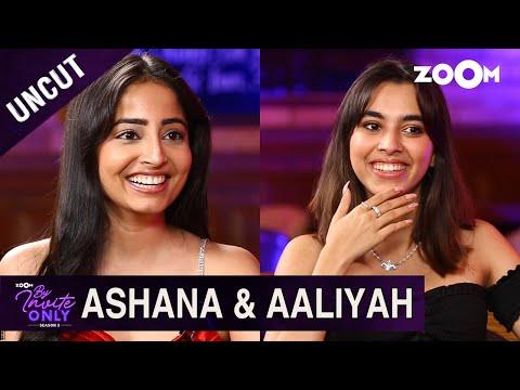 Aaliyah Kashyap &