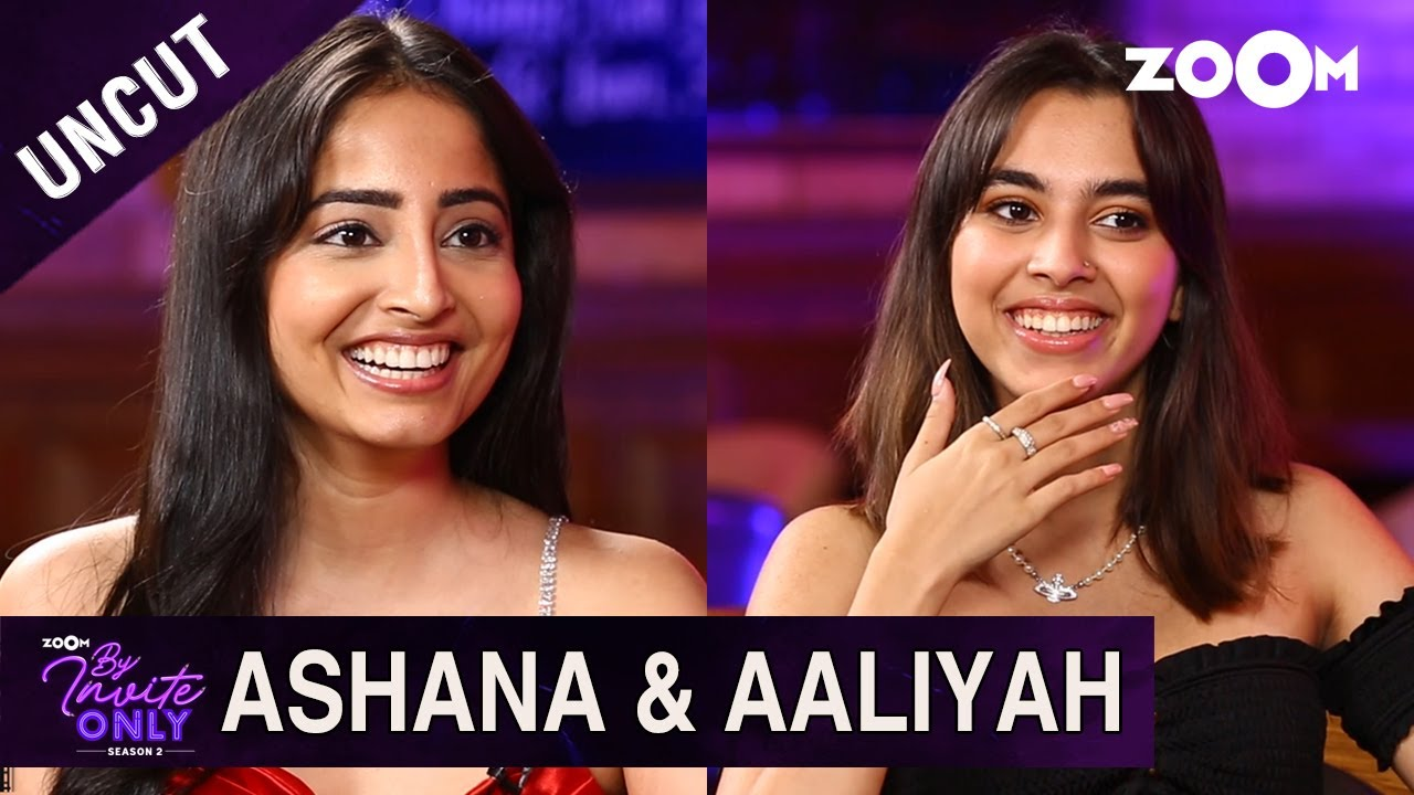 Aaliyah Kashyap & Ashana Sule | Episode 8 | By Invite Only Season 2 | Full Interview
