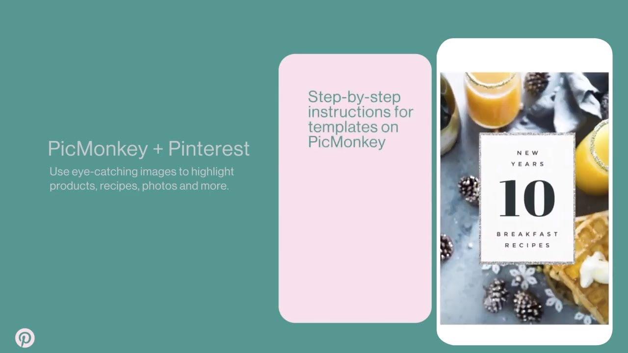 Making inspiring Pins with PicMonkey