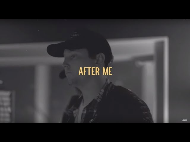 "Mack Brock - ""After Me"" (Lyric Video)"