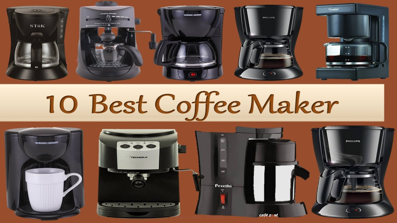 Best Coffee Maker In India 2019 Top Coffee Makers Youtube