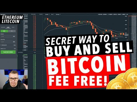 How To Buy Bitcoin FEE FREE! ETHEREUM And LITECOIN!