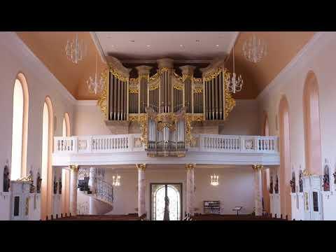 "J S Bach: Choralbearbeitung ""Liebster Jesu, wir sind hier"" · à 2 claviers et pédale · BWV 731из YouTube · Длительность: 3 мин28 с"