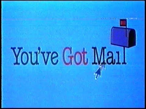 Masz Wiadomość (1998) You've Got Mail (zwiastun VHS)